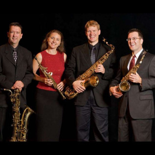 Red Clay Saxophone Quartet